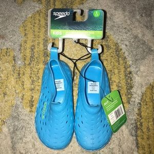 NWT Speedo Girls Jelly Shoes